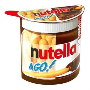 شکلات نوتلا اند گو nutella and go